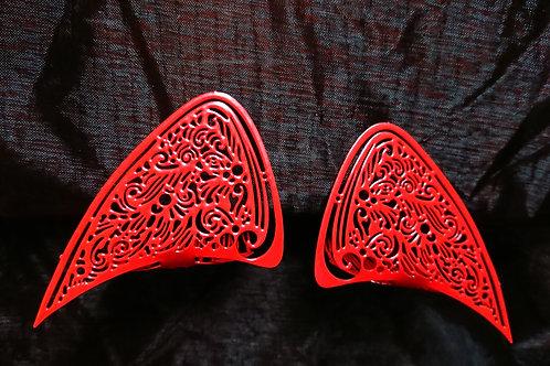 Cat Ears RED