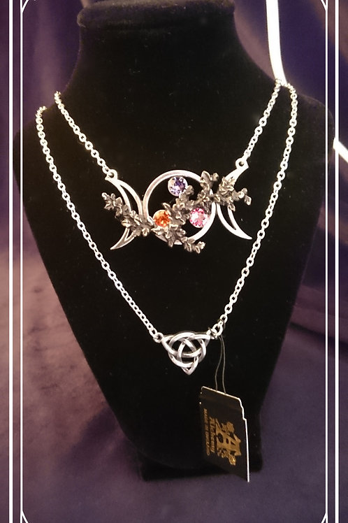 Necklace: Wiccan Goddess Of Love