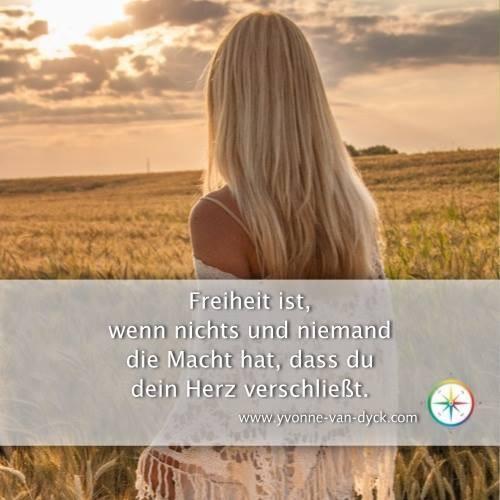 Yvonne van Dyck Freiheit