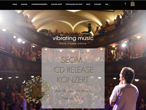SEOM CD RELEASE KONZERT am 16. Juni in Steyr