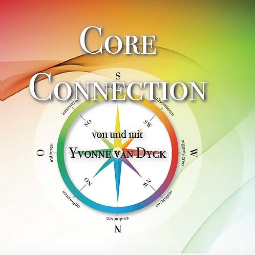 Core Connection CD von Yvonne van Dyck
