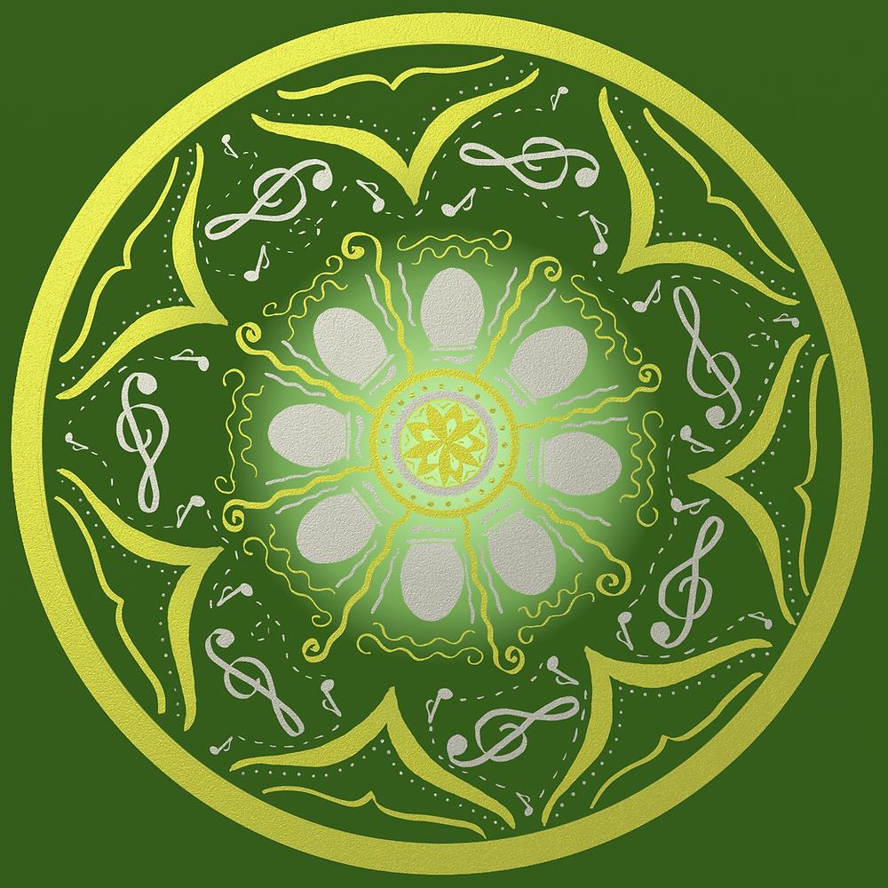 Klangei Mandala