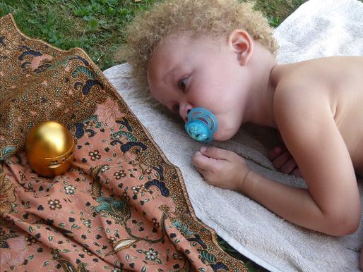 Klangei und Kinder - Einschlafhilfe für mein Baby