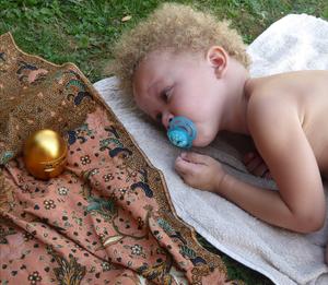 Das Klangei für Kinder. Eintauchen in Klangwelten
