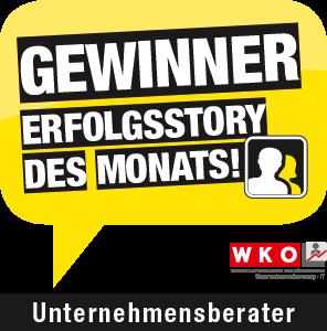 UBIT WKO Gewinner Erfolgsstory