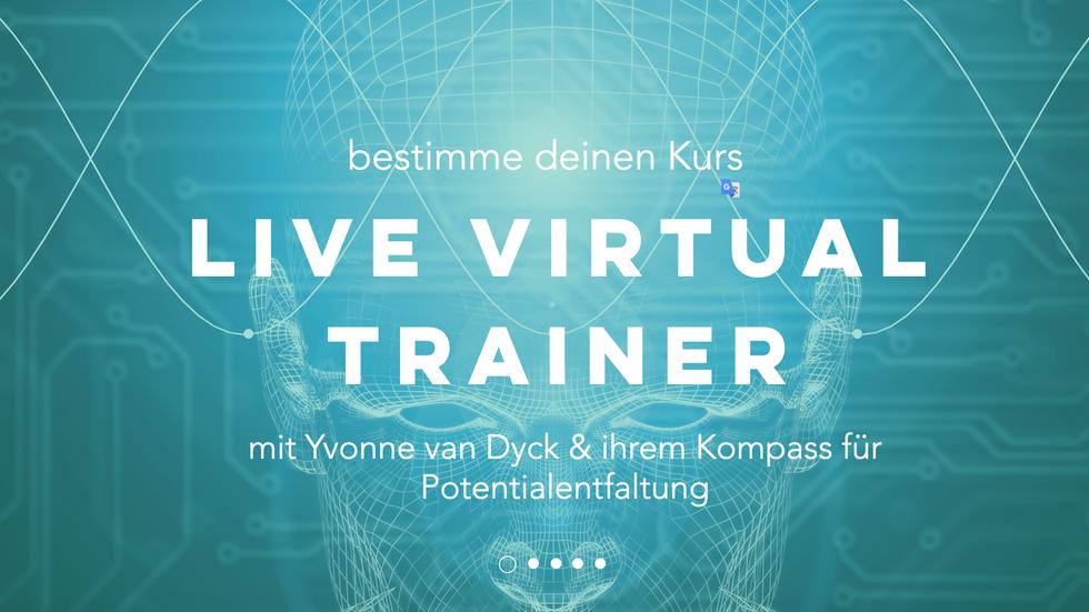 Live virtual Trainer