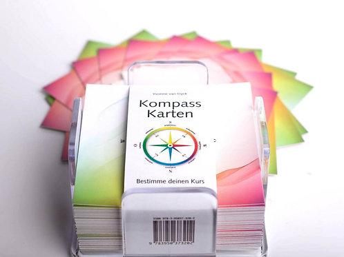 Kompasskarten von Yvonne van Dyck inkl. Wirksamen