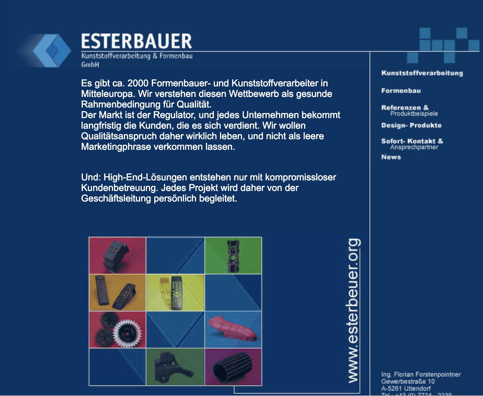 Esterbauer Kunststoff