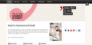 Katrin Hammerschmidt Wort chance