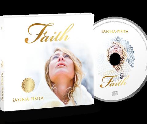CD Sanna-Pirita - Faith