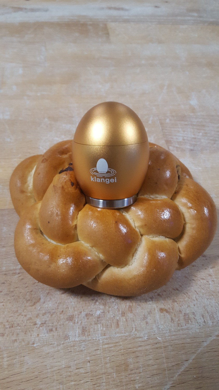 Klangei mit zartem Brioche Gegenhuber Bäckerei Cafe
