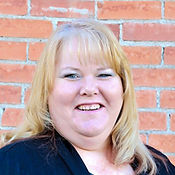 Kari, the office manager to the Ameriacn Fork Vision Center