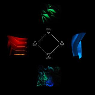 Fold by light