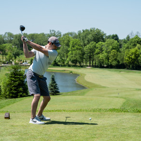 Hit it Further: Unlocking the Golfer's Thoracic Spine