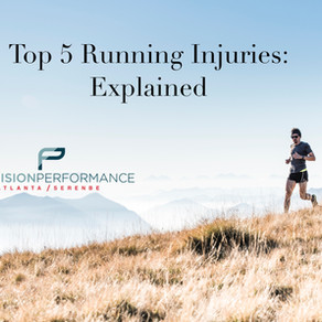 Top 5 Running Injuries: Explained!