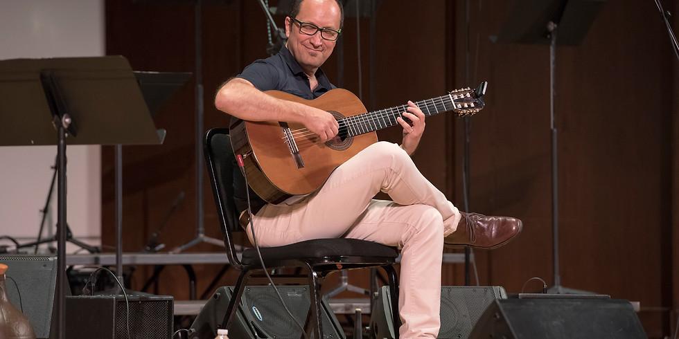 Concerto no Festival do Vale do Cafe