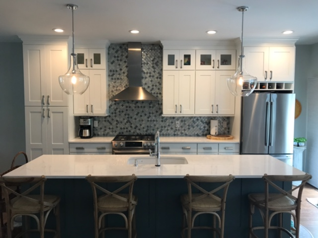 Central New Jersey Kitchen Remodel