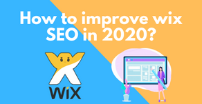 How to improve Wix SEO in 2020?