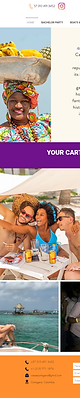 wearecartagena Tours Business Site