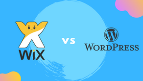 Which one is better, WordPress or Wix?
