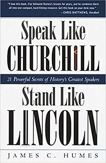 22 Speak Like Churchill, Stand Like Linc