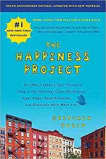 7 The Happiness Project - Gretchen Rubin