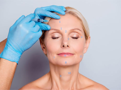 Best Botox injections Wrinkle Treatment Dubai