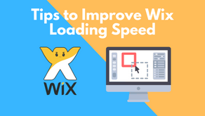 Tips to Improve Wix Loading Speed
