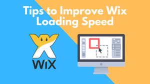 Improve Your Wix Loading Speed