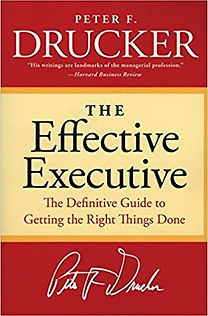 14 The Effective Executive - Peter F Dru
