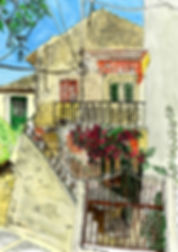 Abandoned Corfu villa