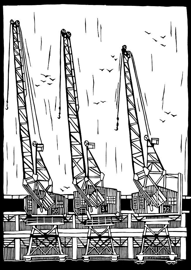 Cranes of Bristol