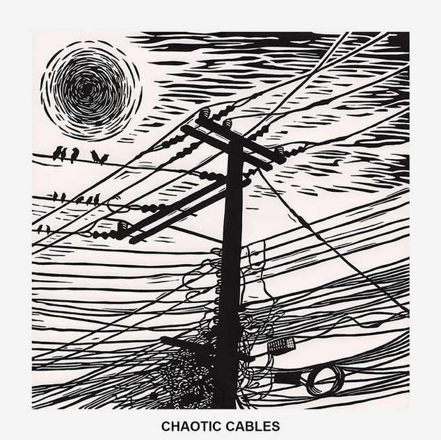 Chaotic Cables