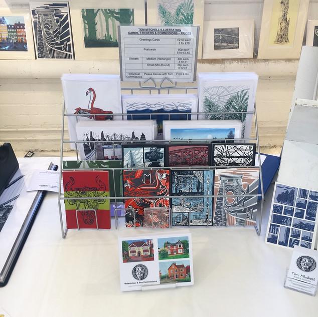 Postcards & Greetings cards