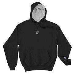 mens-champion-hoodie-black-front-60abf30