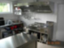 Küche Pfadfinderheim Kirchberg am Wechsel