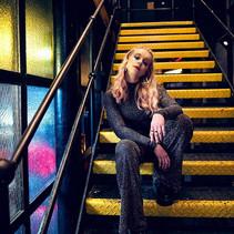 Rebekah Fitch Glitter Steps