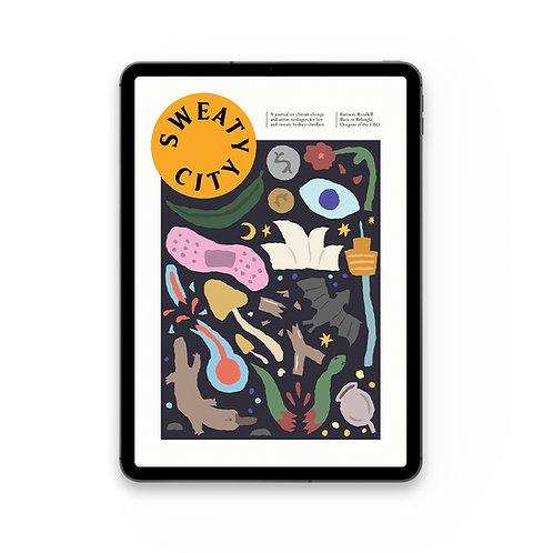 Sweaty City - Issue #1 (Digital Copy)