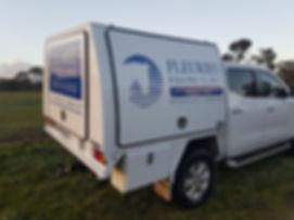 FEC Mobile vet truck