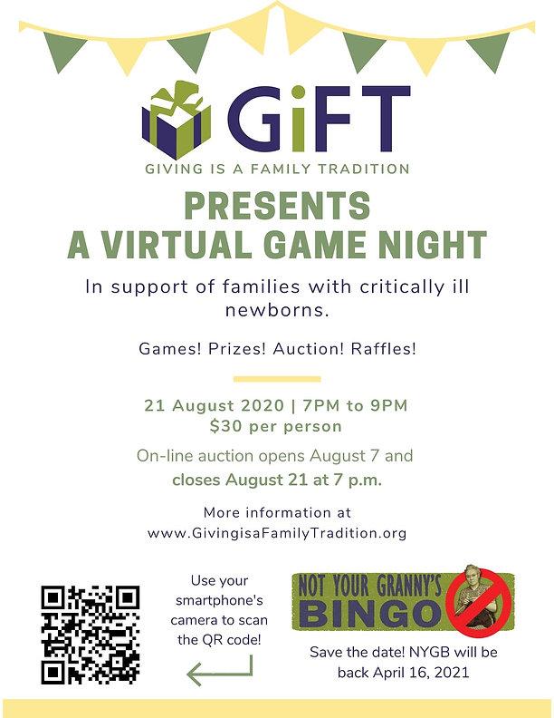 GiFt's Virtual Game night June 19th Vers