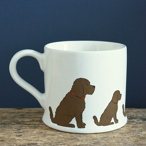 Cockapoo - Mischievous Mutts Mugs