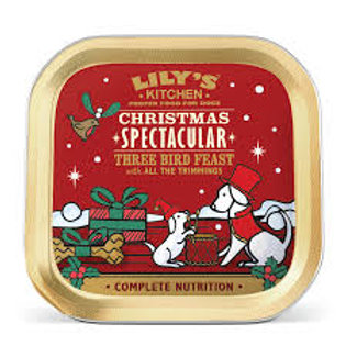 Lily's Kitchen Christmas Three Bird Feast (150g)
