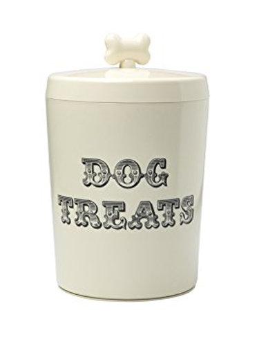 Country Kitchen Treat Jar - Cream