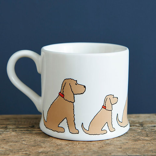 Golden Cocker Spaniel - Mischievous Mutts Mugs