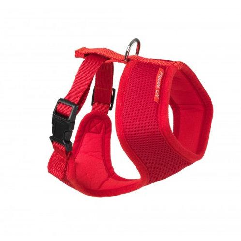 Memory foam harness- Red