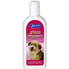 Johnsons 4Fleas Shampoo for Dogs 240 ml