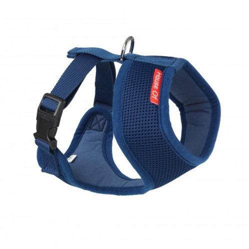 Memory foam harness- Navy