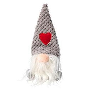 Gnome Santa thrower dog toy