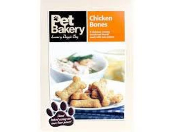 Pet Bakery Chicken Bones