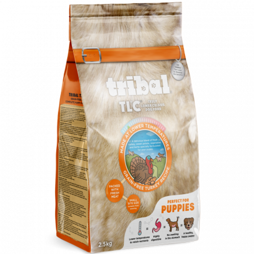 Tribal Puppy Grain Free Turkey Recipe